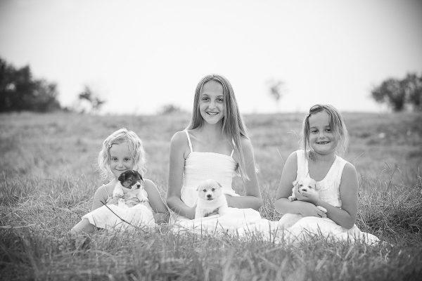 rodinné fotenie a fotenie detí Bzovík