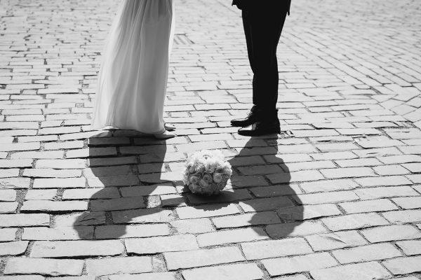 svadobný portrét nevesta a ženích pure art foto Martin Almáši