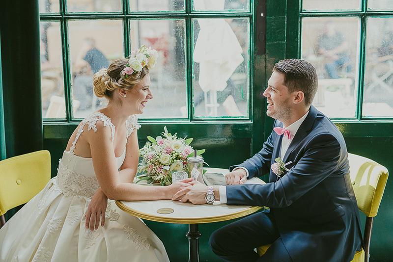svadobné príbehy nevesta a ženích kaviareň bratislava foto Martin Almáši