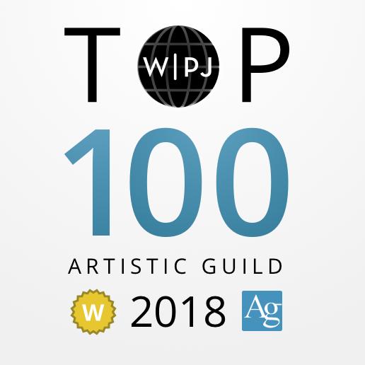 ocenenia v kategórii svadba WPJA TOP 100 Artistic Guild